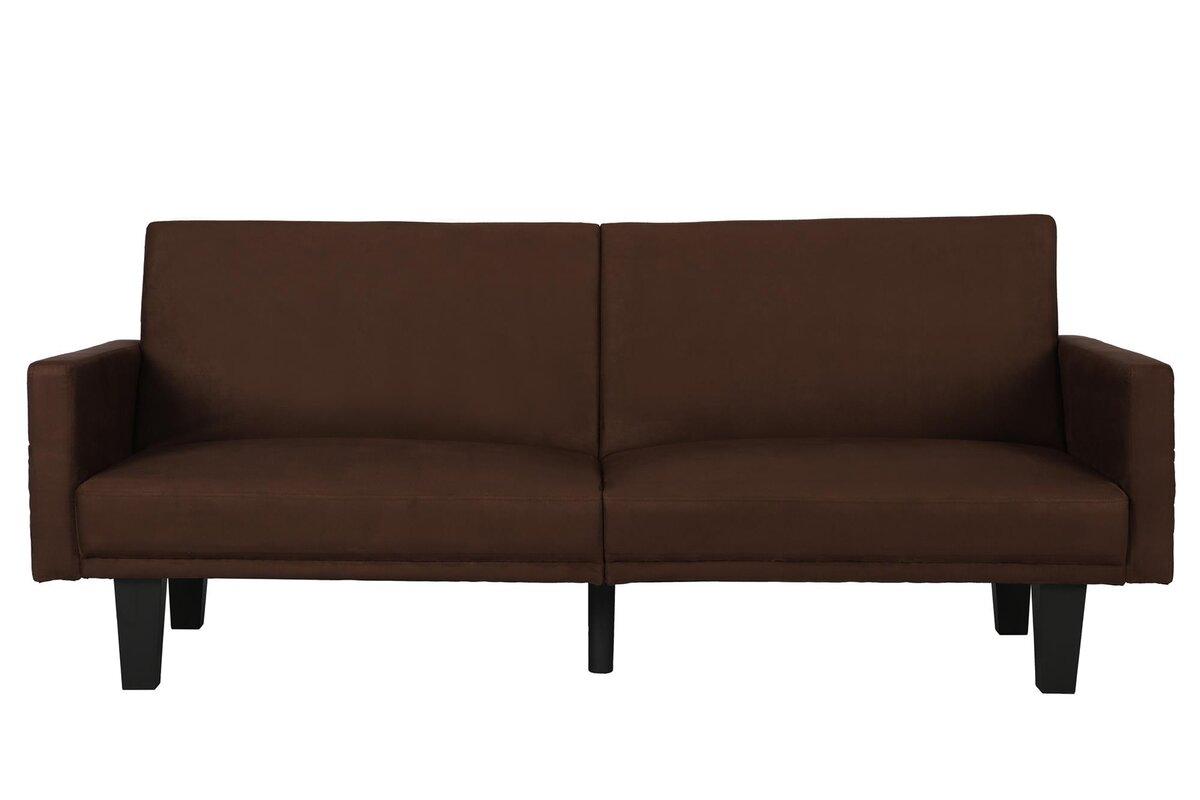 Convertible Sofa U0026 Reviews Wayfair Ship Couch Across Country