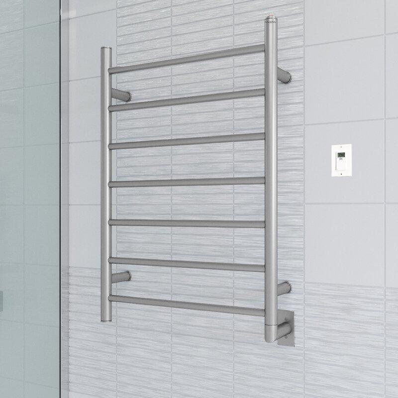 Ancona Comfort Wall Mount Electric Towel Warmer Amp Reviews Wayfair