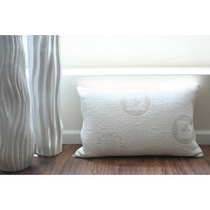 Herbal Fusion Memory Foam Queen Pillow by AC Pacific