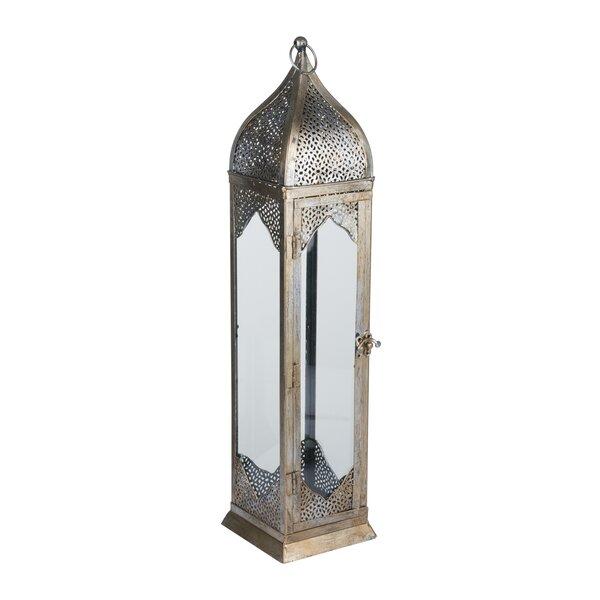 Moroccan Candle Lantern   Wayfair co uk