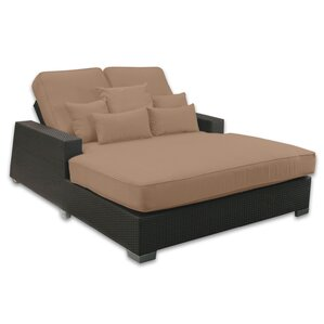 Signature Double Chaise Lounge with Cushion  sc 1 st  AllModern : double chaise - Sectionals, Sofas & Couches