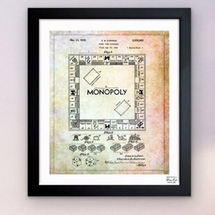 Monopoly Wall Art | Wayfair