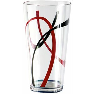Coordinates 19 oz. Drinkware Set with Fine Lines Design