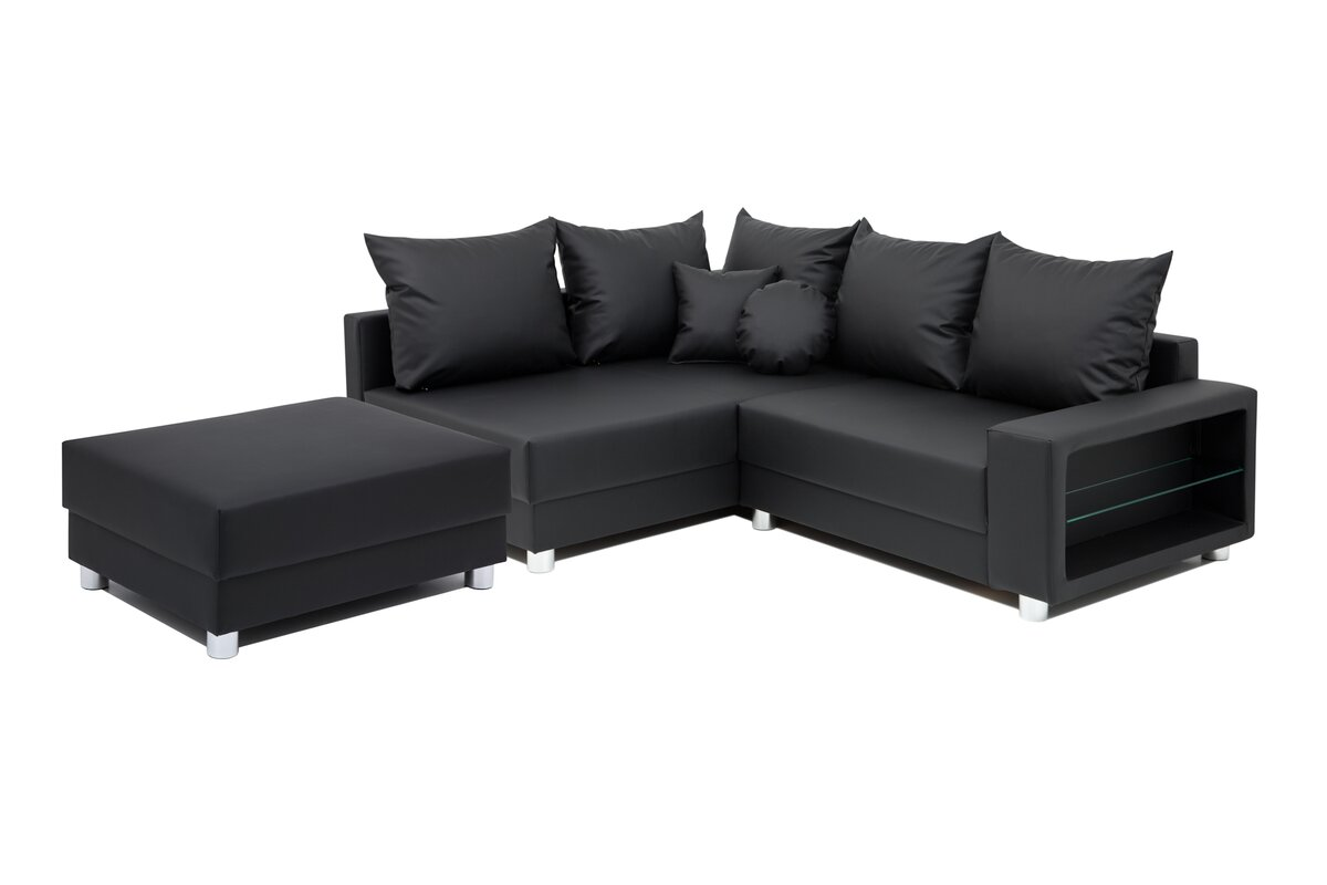 collection ab ecksofa barigan river mit bettfunktion bewertungen. Black Bedroom Furniture Sets. Home Design Ideas
