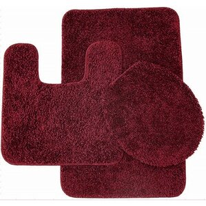 Bathroom Rug Sets Endearing Bath Rug Sets You'll Love  Wayfair Design Decoration