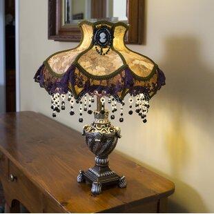 8623656b2436 Victorian Beaded Lamps   Wayfair
