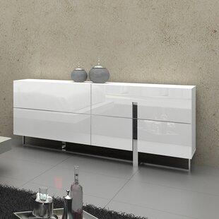 Royce 4 Drawer Double Dresser
