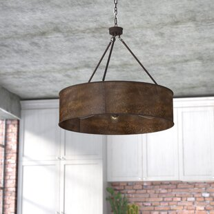 Drum pendant lighting styles for your home joss main vincent 5 light drum pendant aloadofball Gallery
