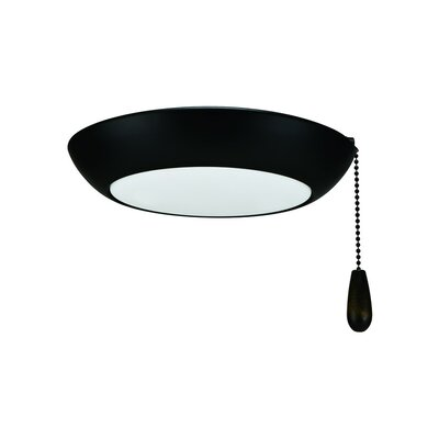 Black Ceiling Fan Light Kits You Ll Love Wayfair