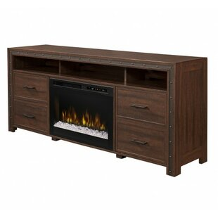 Acrylic Ice Fireplace Tv Stand Wayfair