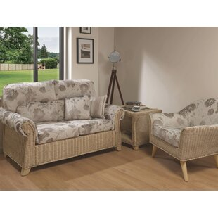 Montmorency 3 Piece Conservatory Furniture Set by August Grove