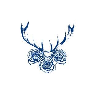 Deer Antler Curtains Wayfair
