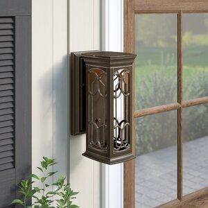 Hardwick 1-Light Outdoor Wall Lantern