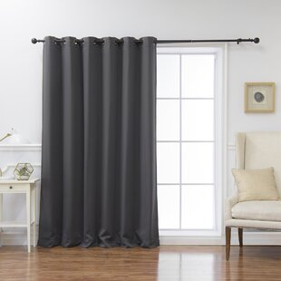 Thermal Sliding Door Curtains Wayfair