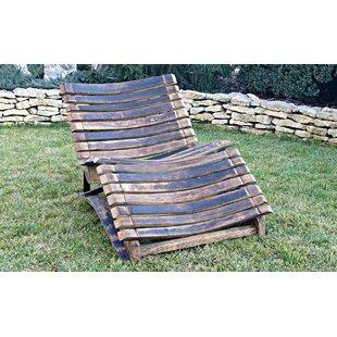 Piver Deck Chair by Prestington