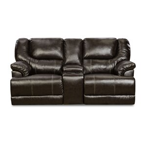 Darby Home Co Simmons Upholstery Starr Motion Reclining Sofa
