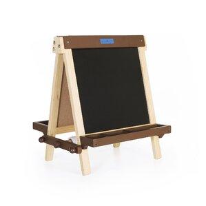 wooden tabletop easel set of 2