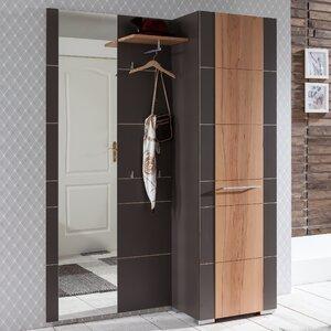 3-tlg. Garderoben-Set Aveo von Bienenmuehle