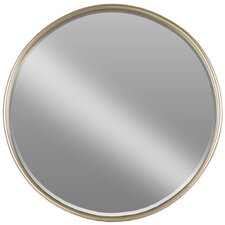 metal round wall mirror - Round Wall Mirror