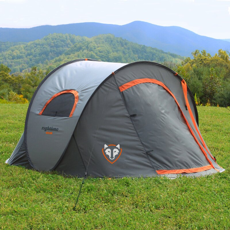 Pop Up Tent & Rightline Gear Pop Up Tent u0026 Reviews | Wayfair