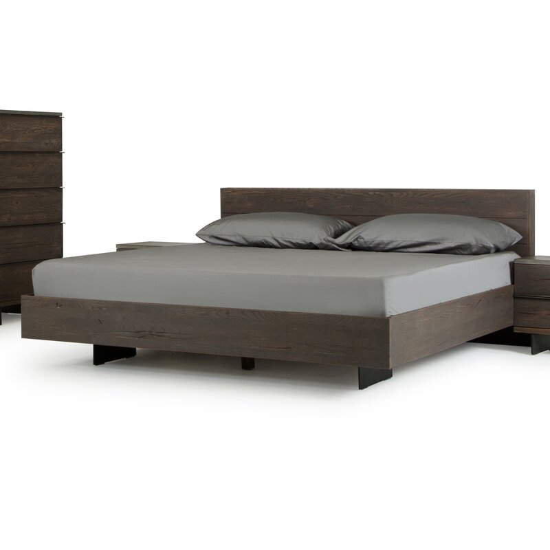 Wrought Studio Steiner Platform Bed