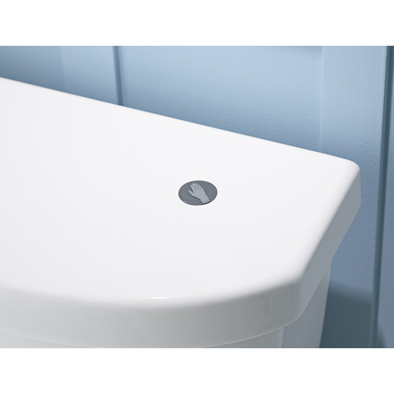 Touchless Toilet Flush Kit