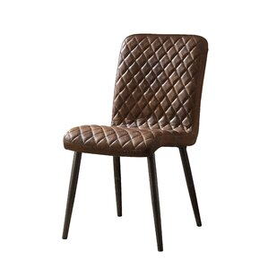Mandil 2 Pieces Pack Upholstered Dining Chair by 17 Stories
