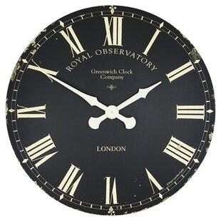 Large White Clock Wayfaircouk