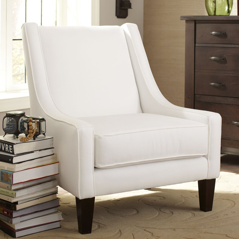 nelson wingback chair