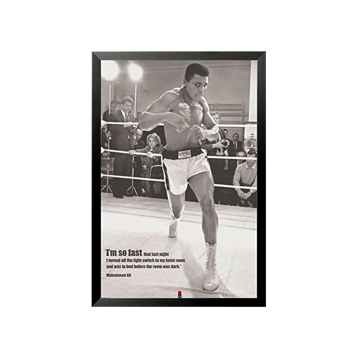 Beautiful Boxing Framed Pictures Elaboration - Custom Picture Frame ...