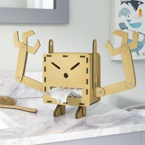 Connie DIY Robot Tissue Box