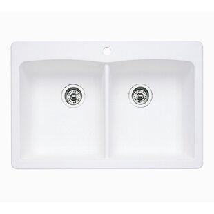 White Kitchen Sinks You\'ll Love | Wayfair
