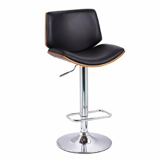 Slocum Adjustable Height Swivel Bar Stool