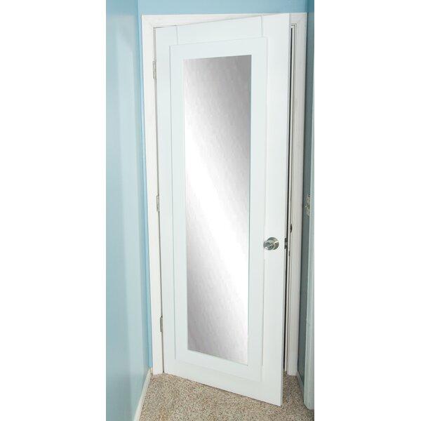 Beau Over The Door Mirror Storage | Wayfair