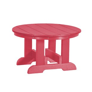 Tables basses de jardin: Couleur - Rose | Wayfair.ca