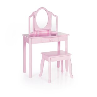 Teen Girl Vanity Set | Wayfair