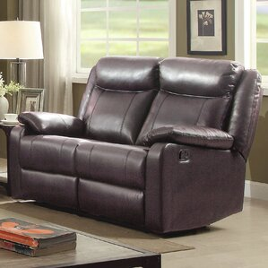 Roudebush Minor Double Reclining Loveseat by Latitude Run