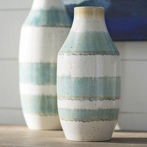 KC Blue/White Table Vase