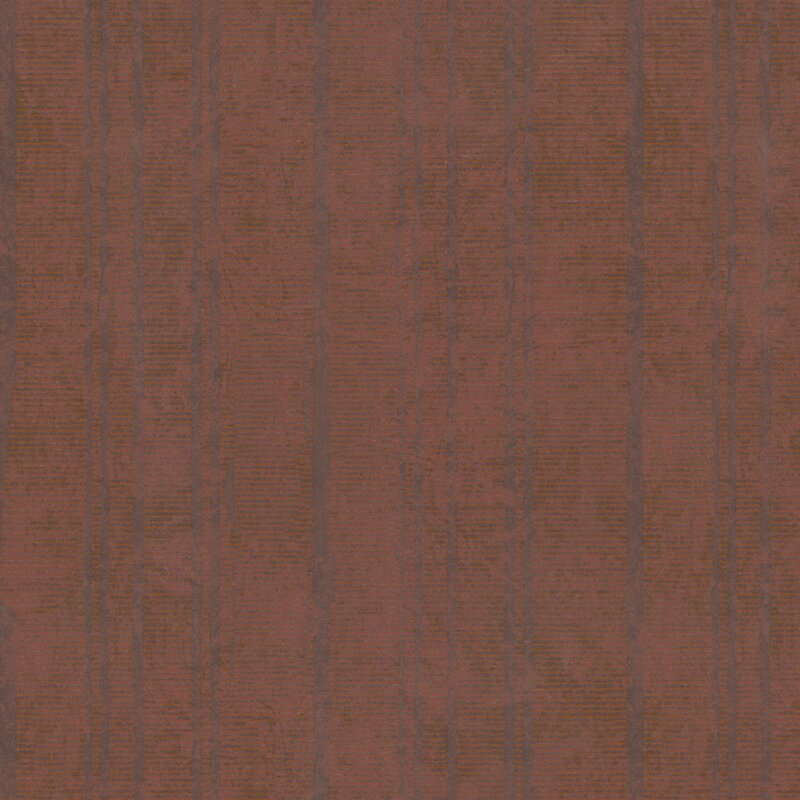 "Walls Republic Rustic 32.97' x 20.8"" Ribbed and Striped Wallpaper"