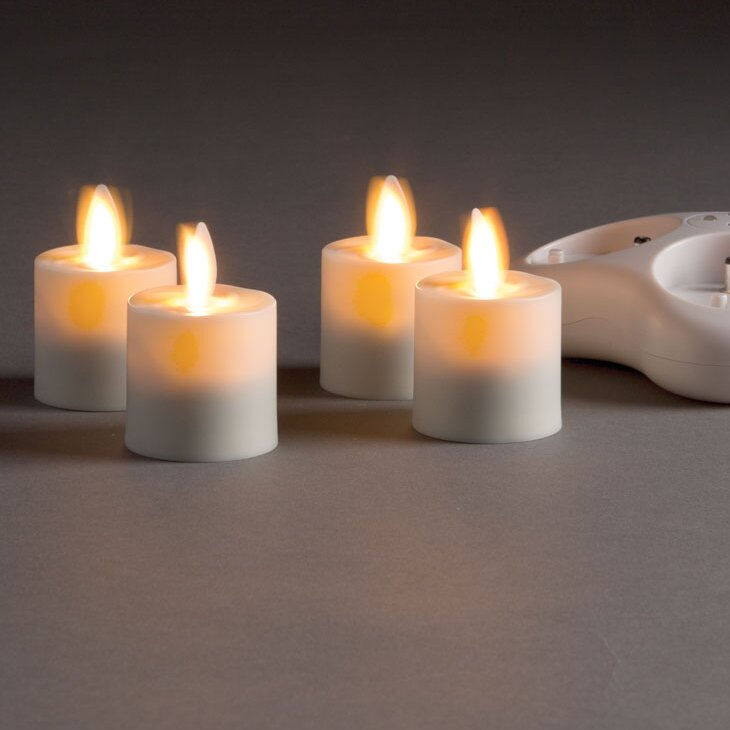 Flameless Votive Candles Magnificent Darby Home Co Flameless Votive Candle Wayfair