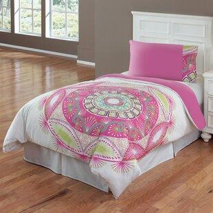 Medallion Comforter Set Wayfair