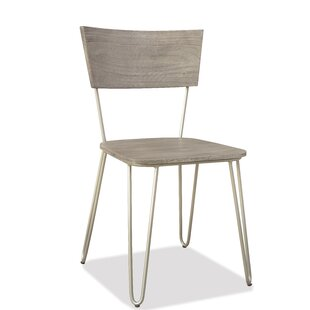 Ivanna Solid Wood Dining Chair (Set of 2)