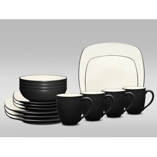Save to Idea Board  sc 1 st  Wayfair & Square Dinnerware Sets You\u0027ll Love | Wayfair