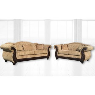 7 Piece Living Room Set | Wayfair