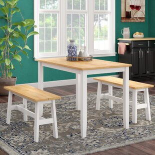 Dining Table With Bench Kitchen Dining Room Sets You Ll Love Wayfair
