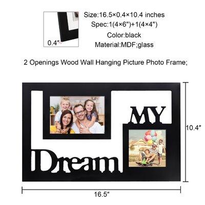 Malden Portrait Gallery Picture Frame & Reviews | Wayfair