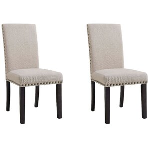 Ferron Upholstered Side Chair (Set of 2) by Alcott Hill