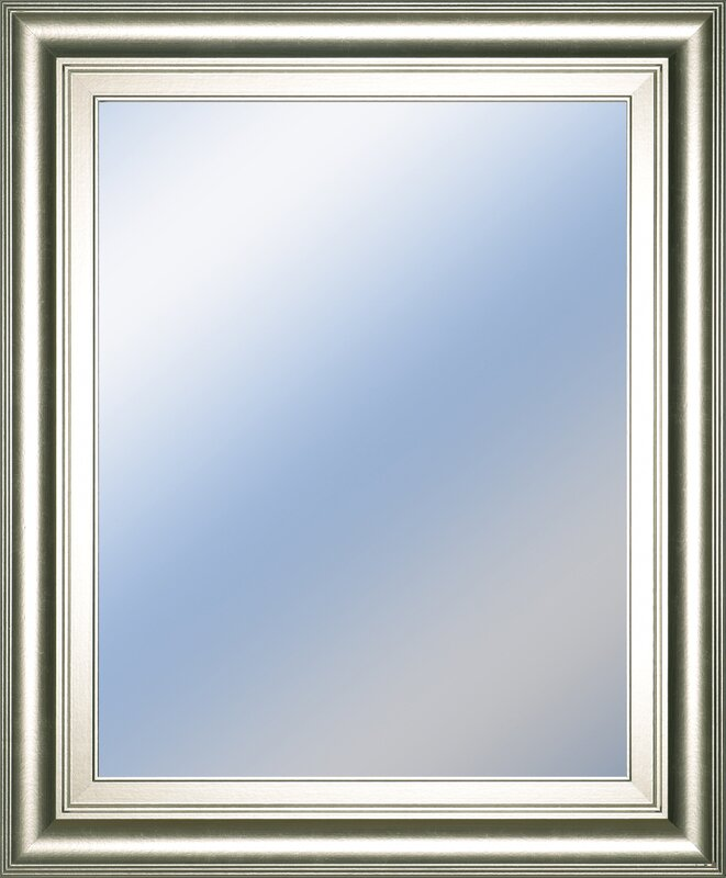 Dedrick Decorative Framed Wall Mirror & Reviews | AllModern