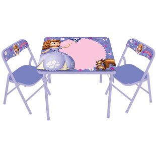 Plastic TV Character Themed Kids\' Table & Chair Sets You\'ll Love ...