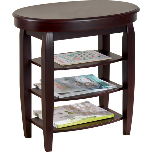 led bookcase lighting andover mills susannah side table with storage amp reviews 3701